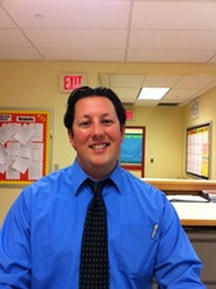 Mr. Groff, Principal of PS 244Q