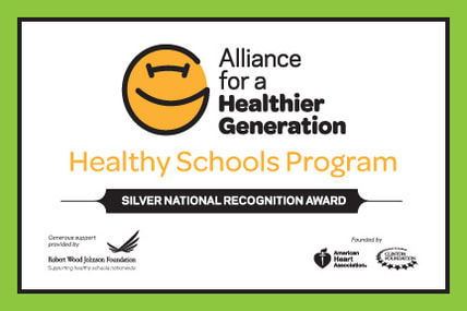 Alliance for a Healthier Generation Recognition Award